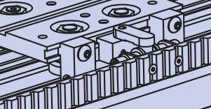 环形直线电机
